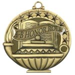 APM Medal -A-B Honor Roll Academic Performance Medal Awards