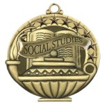 APM Medal -Social Studies Academic Performance Medal Awards