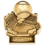 Standup Medal -Baseball Baseball Trophy Awards
