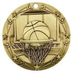 World Class Medal -Basketball Basketball Trophy Awards
