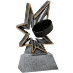 Hockey Bobble Resin BR Resin Trophy Awards