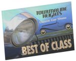 Customizable Clear Glass Plaque with Pin Clear Glass Awards