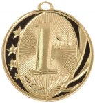 MidNite Star Medal -1st Place  Cross Country Trophy Awards
