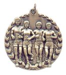 Millennium Medal -Cross Country  Cross Country Trophy Awards