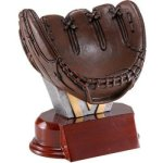 Baseball Holder Resin Excellence Resin Trophy Awards