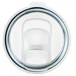 Clear Plastic Slider Lid for Double Wall Insulated Tumblers Misc. Gift Awards