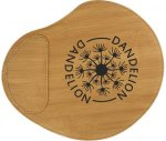 Leatherette Mouse Pad -Bamboo Promotional Mouse Pads