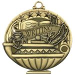 APM Medal -Writing Scholastic Trophy Awards