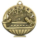 APM Medal -Spelling Bee Scholastic Trophy Awards