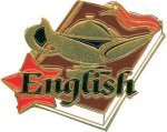 English Pin Scholastic Trophy Awards