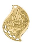 Flame Academic Medal -Spelling  Scholastic Trophy Awards