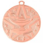 Superstar Medal -Lamp of Knowledge  Scholastic Trophy Awards