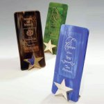 Bright Star Square Rectangle Awards