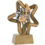 Music Stars & Stripes Stars & Stripes Resin Trophy Awards