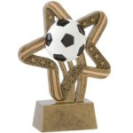 Soccer Stars & Stripes Stars & Stripes Resin Trophy Awards