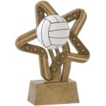 Volleyball Stars & Stripes Stars & Stripes Resin Trophy Awards