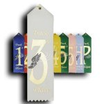 Track - 3rd Place Ribbon Track Trophy Awards