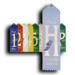 Track - Honorable Mention Ribbon Track Trophy Awards