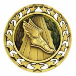 SM Medal -Track Track Trophy Awards
