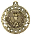 Galaxy Medal -Torch  Victory Trophy Awards