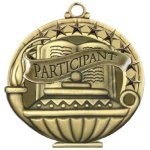 APM Medal -Participant Volleyball Trophy Awards