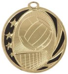 MidNite Star Medal -Volleyball Volleyball Trophy Awards