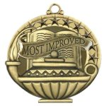APM Medal -Most Improved Wrestling Trophy Awards